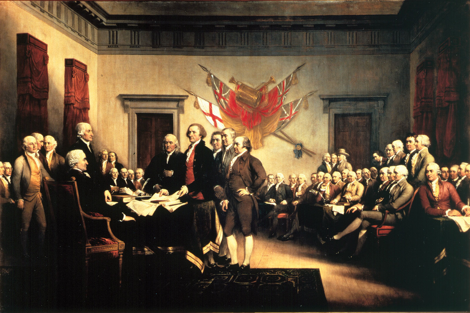 The 4 Acts That Led To The American Revolution