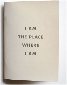 i am the place