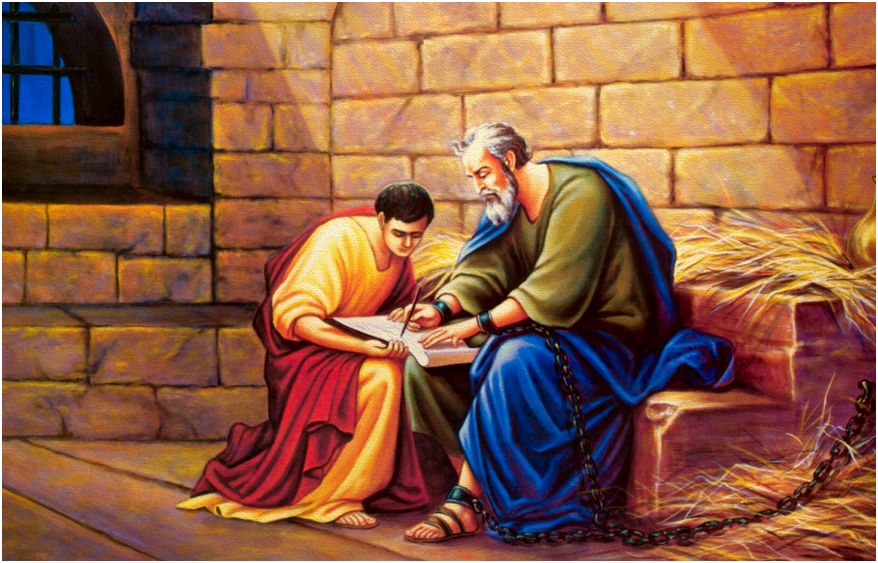 barnabas and paul relationship timothy
