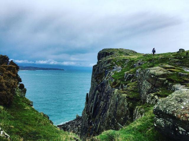 belfast cliff
