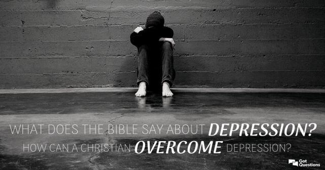 depression-Christian