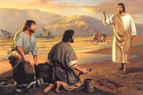 Jesus-calling-His-disciples